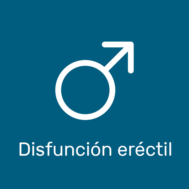 Disfunción eréctil