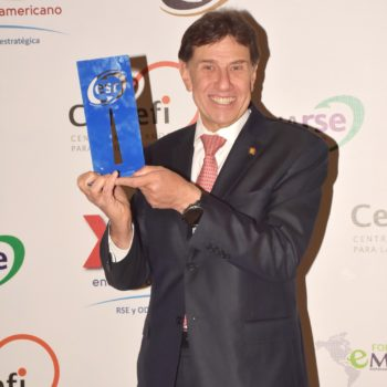 Liomont Laboratories Receives the CSR Emblem for the 13th Consecutive Year