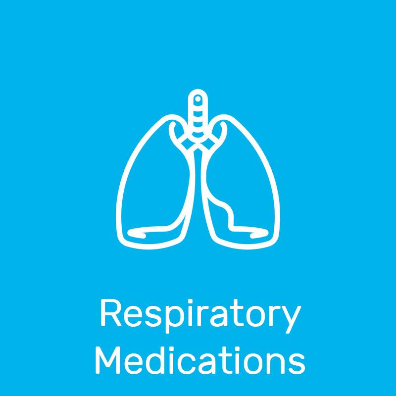 Respiratory Medications